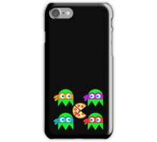 Teenage Ninja Ghosts iPhone Case/Skin