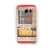 Yellow Door Samsung Galaxy Case/Skin