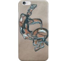 The Jaws of Death  iPhone Case/Skin