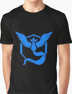 Pokemon go Team Mystic Graphic T-Shirt