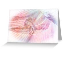 Aging with grace Greeting Card