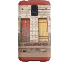 2 Doors Samsung Galaxy Case/Skin