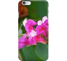 Blushing Nature iPhone Case/Skin