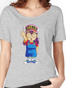 Yo ! Arale Is In The House Women's Relaxed Fit T-Shirt