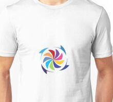fan and colours Unisex T-Shirt