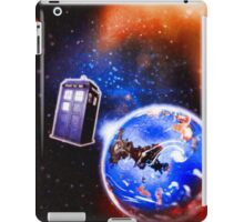 Tardis - Journeys  iPad Case/Skin