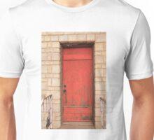 Red Door Unisex T-Shirt