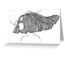 Faceless Greeting Card