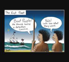 Boat People by Joel Tarling