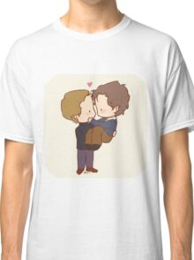 """Cherik - """"There's good in you too."""" Classic T-Shirt"""