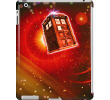 The Doctor's first and only companion iPad Case/Skin