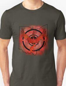 Pokemon Go Team Valor Ohio Unisex T-Shirt
