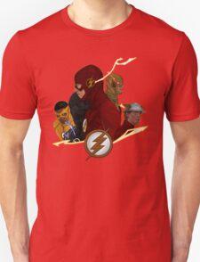 Flash Season 1-3 Unisex T-Shirt