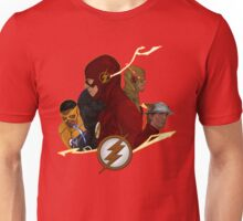 Flash Season 1-3 Unisex T-Shirt