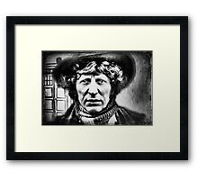 Fourth - My Doctor Framed Print
