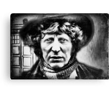 Fourth - My Doctor Canvas Print