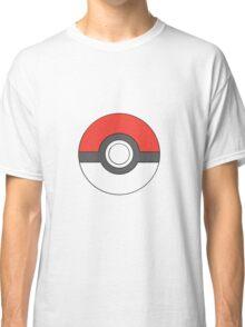 Classic Pokeball (large) Classic T-Shirt