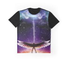 Celestial Unrest Graphic T-Shirt