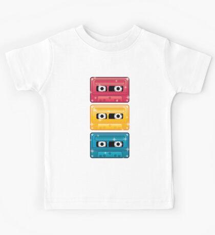 Mixtapes Kids Tee