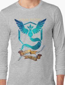 Team Mystic - Mystic Managed Long Sleeve T-Shirt
