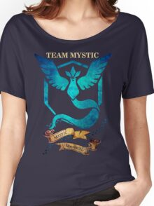 Team Mystic - Mystic Managed Women's Relaxed Fit T-Shirt