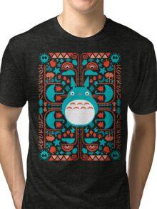Team Ghibli Tri-blend T-Shirt