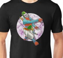 Dancing Demon Man Unisex T-Shirt