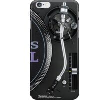 Dj Old School iPhone Case/Skin