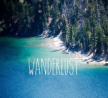 WANDERLUST LAKE TAHOE, EMERALD BAY by STUDIOCLAIRE