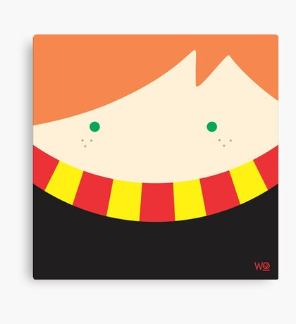 Our favourite Weasley Canvas Print