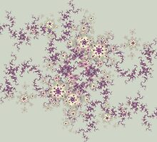 Floral Fancy by Leah Kennedy