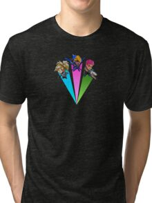 Power Watch Girls Tri-blend T-Shirt