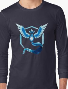 Team Mystic Low Poly Long Sleeve T-Shirt