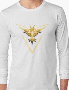 Team Instinct Low Poly Long Sleeve T-Shirt