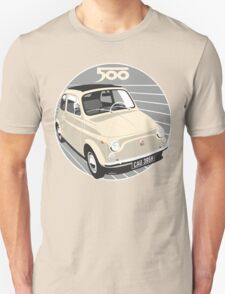 Fiat 500 personalized for Olivia Unisex T-Shirt