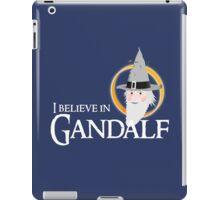 I believe in Gandalf iPad Case/Skin