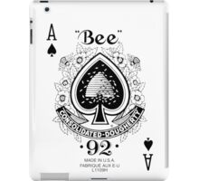Ace of Spades  iPad Case/Skin