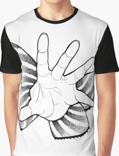 Butterfly Induction Graphic T-Shirt