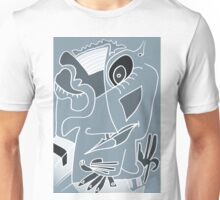 After Picasso Color 1 Tint Unisex T-Shirt