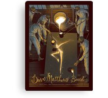 DAVE MATTHEWS BAND First Niagara Pavilion, Burgettstown, PA Canvas Print