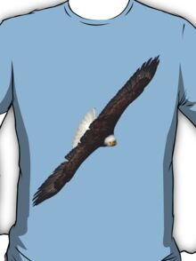 Eagle on the Turn T-Shirt