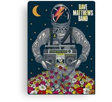 DAVE MATTEWS BAND - Blossom Music Center 2016 Canvas Print