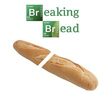 Breaking Bread by slugspoon