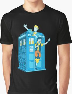 Most Excellent Time Travellers Graphic T-Shirt