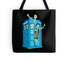 Most Excellent Time Travellers Tote Bag