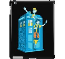 Most Excellent Time Travellers iPad Case/Skin