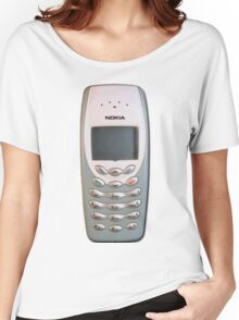 nokia Women's Relaxed Fit T-Shirt