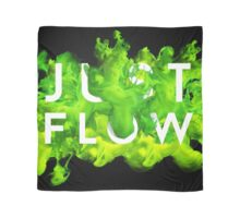JUST FLOW (Green) Scarf