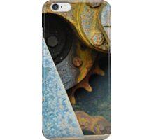 Train Gears iPhone Case/Skin
