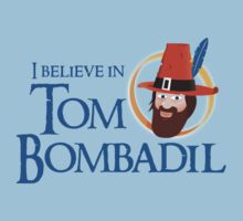 I believe in Tom Bombadil Baby Tee